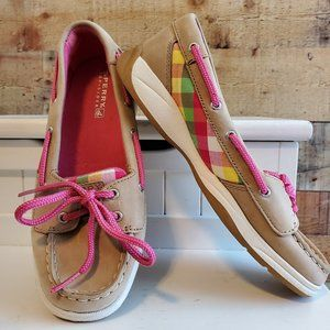 SPERRY TOP-SIDER GIRLS SIZE 3